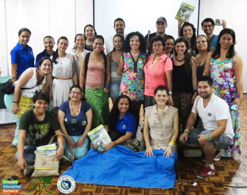 Colombia workshop participants