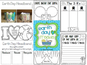 10 Ideas &amp- Activities For Earth Day! | Primate Education Network