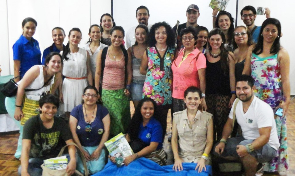 Strengthening Collaborative Learning & Partnerships in Colombia Workshop