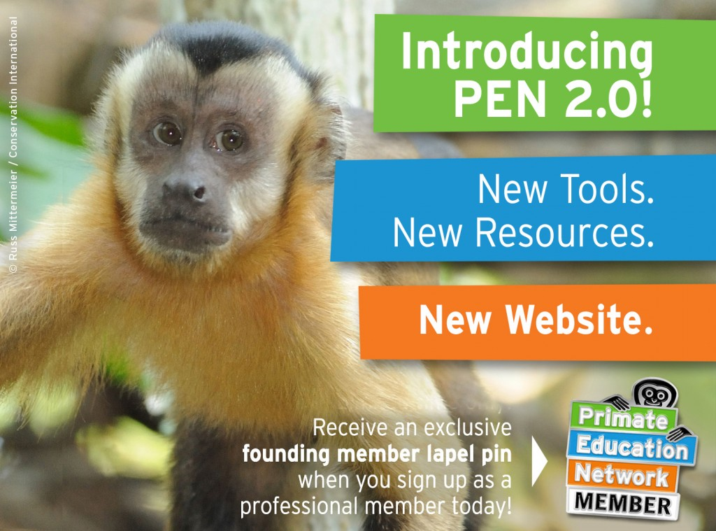 PEN 2.0: New Tools. New Resources. New Website.