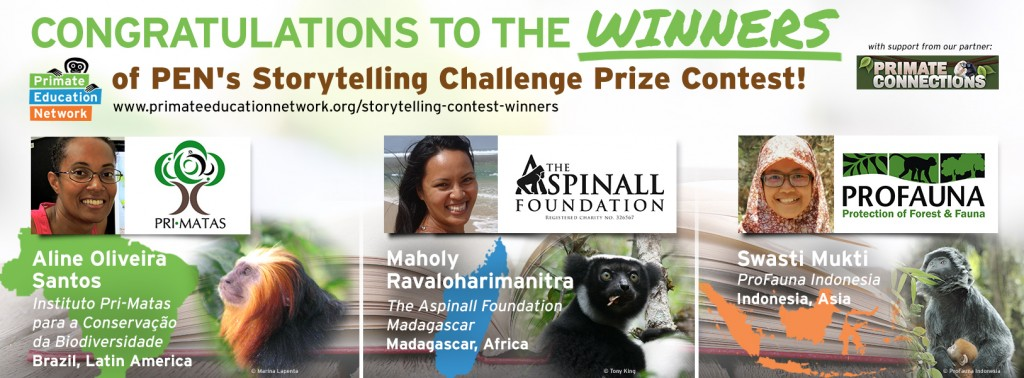 Storytelling Challenge Prize Contest