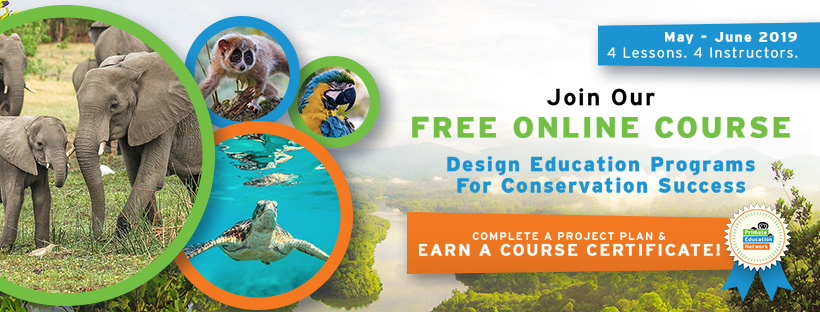 Design Education Programs for Conservation Success Online Course